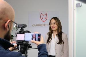Karriere-Blog News rund um Studium und Beruf Bild Videodreh_Karrierefuchs-300x200