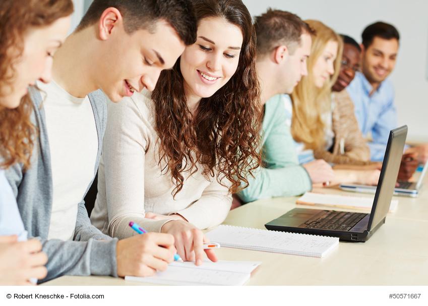 Den richtigen Studiengang finden